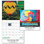 Balloons Wall Calendars